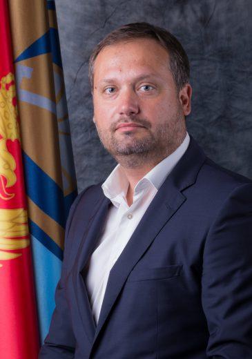 Deputy Mayor Ilija Janović slika profil