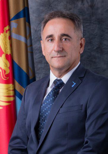 Deputy Mayor Dejan Maslovar slika profil