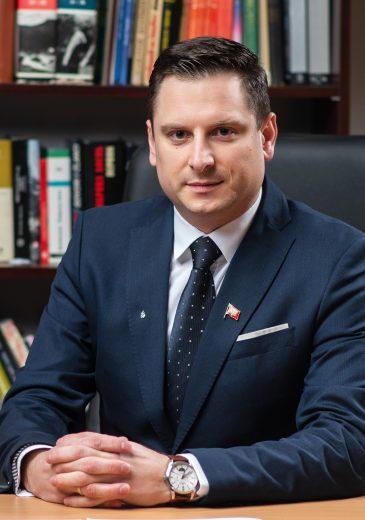 Potpredsjednik Goran Božović slika profil