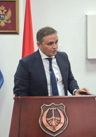Potpredsjednik Vladimir Arsić slika profil
